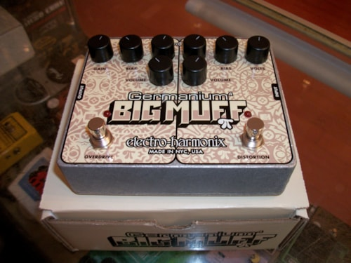 2015 ELECTRO HARMONIX Germanium Big Muff
