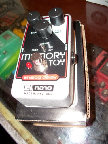 2015 ELECTRO HARMONIX Memory Toy Analog Delay