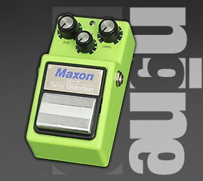 Maxon SD 9 Sonic Distortion
