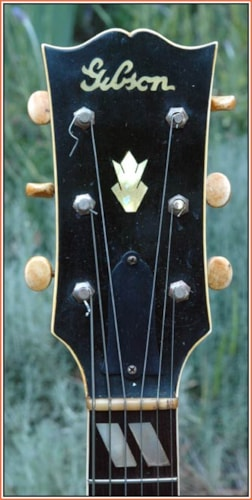 1941 Gibson ES-300 N  Electric Archtop
