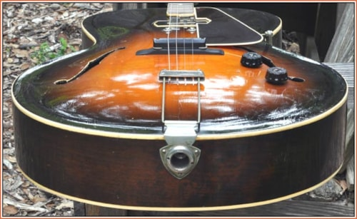1937 Gibson EST-150 Electric Archtop Tenor
