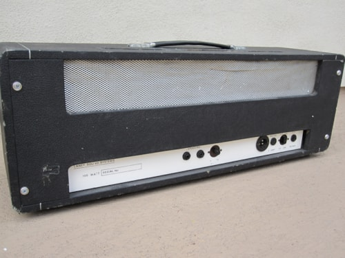 ~1969 LANEY SOUND 100w PLEXI AMPLIFIER