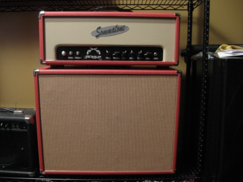 "~2009 Sommatone Outlaw Head & 2 x 10"" cabinet"