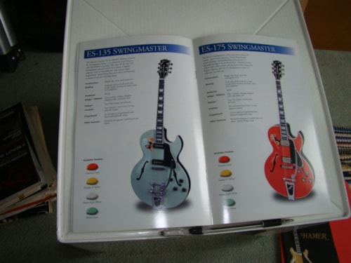 1999 Gibson Custom Collection (Custom Art)