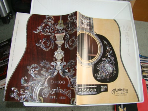 2006 Martin Catalog/Complete Product/Cust.Shop