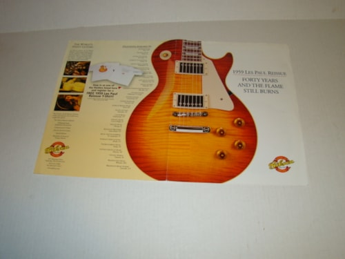 2009 Gibson 59 Les Paul/40th Ann.Kit
