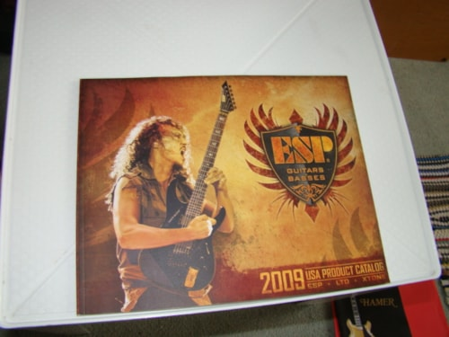 2009 ESP Catalog USA Product-72 pgs.