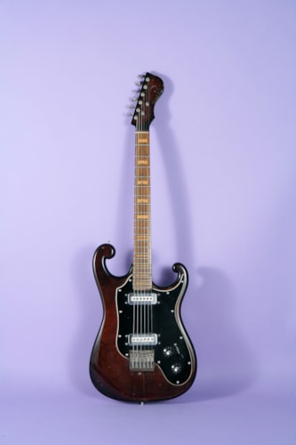 1963 GL Stiles Scroll Guitar