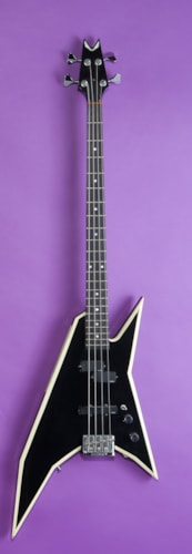 1984 Dean Mach IV Blackie Lawless Bass
