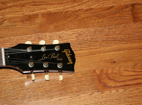 1960 Gibson Les Paul Junior, Jr (#GIE0539)