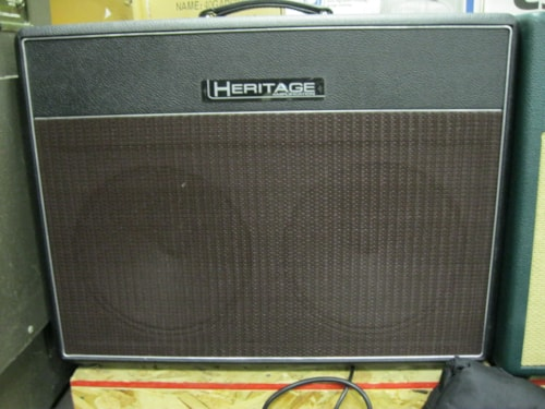 Heritage Amplifiers Briton 2x12