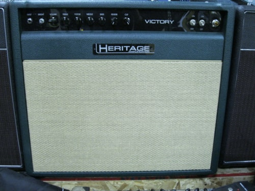 Heritage Amplifiers Victory 1X12