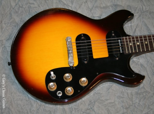 1964 Gibson Melody Maker (#GIE0538)