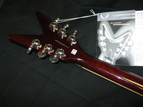 Dean ML 79 Guitar with Floyd Rose