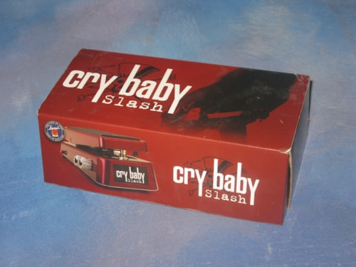 Jim Dunlop Cry Baby Slash Wah Wah