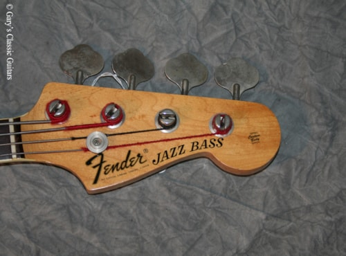 1972 Fender® Jazz Bass® (#FEB0243)