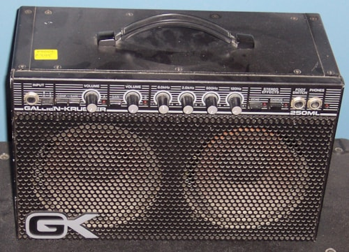 ~1985 GALLIEN KRUEGER 250 ML Combo