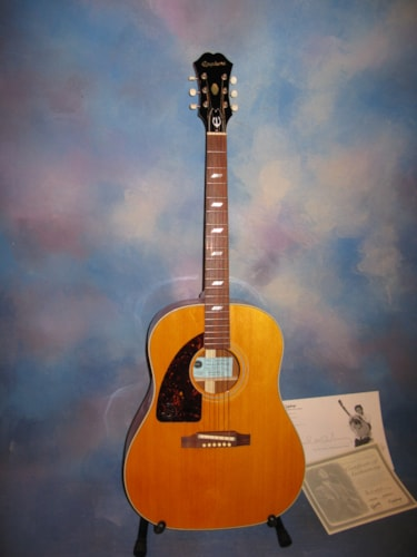 2005 Epiphone '64 Paul McCartney Texan LEFTY