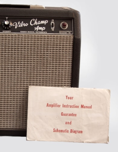 Fender vibro champ serial number dating 10