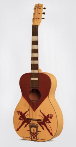 "1940 Harmony Serenader ""Two Indians"" Model"