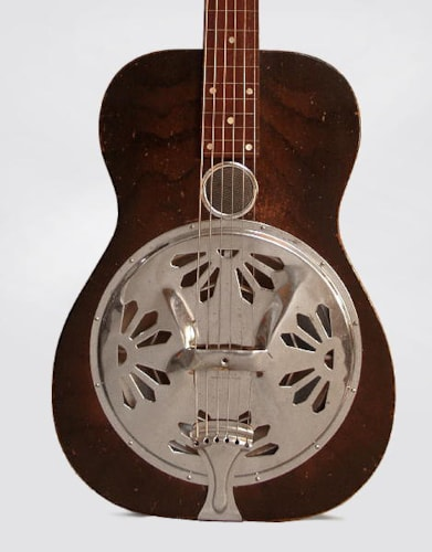 "1933 Dobro Model  #27 ""Cyclops"" Squareneck"