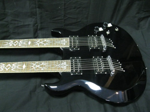 Schecter Twin Tribal