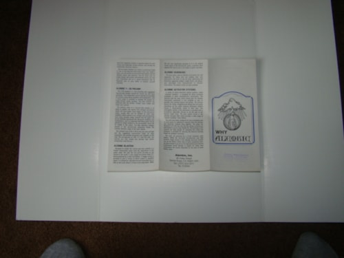 1978 Alembic Why Alembic Pamphlet