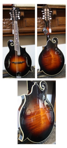 2011 Loar LM-520-VS Mandolin