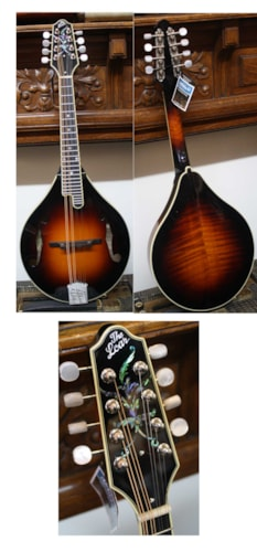 2013 Loar LM-400-VS Mandolin,