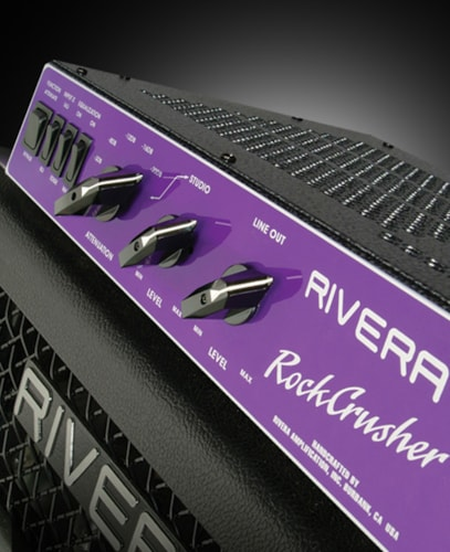 Rivera Rock Crusher