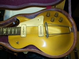 1952 Gibson Les Paul earliest version