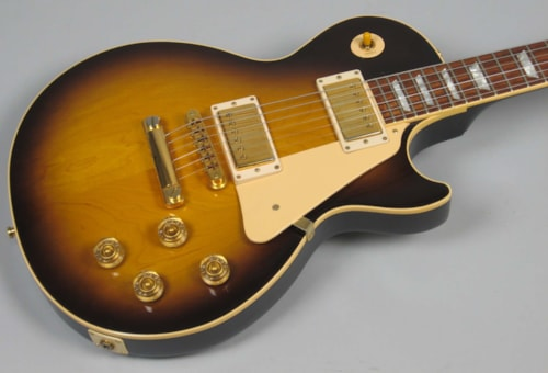 1996 Gibson Custom Order Semi Hollow Les Paul