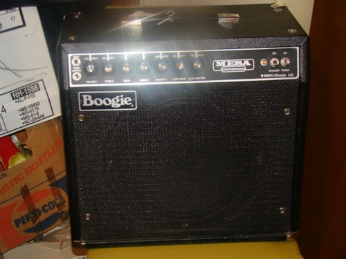 1983 Mesa Boogie Mark IIB / No Footswitch