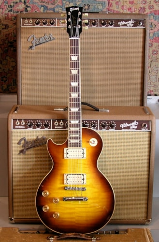 "2008 Gibson Les Paul Standard Plus ""Lefty"""