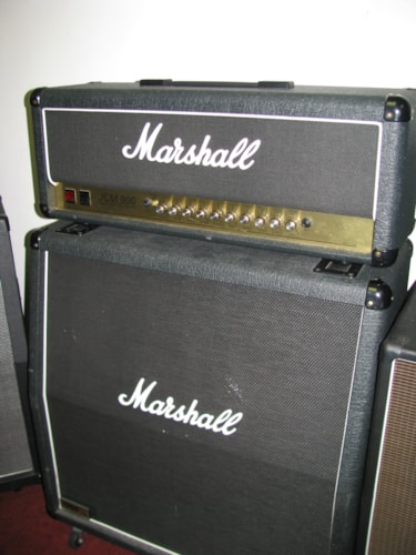 1993 Marshall JCM 900 1960A cabinet