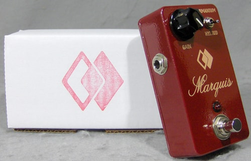 Diamond Guitar Pedals Marquis Treble Booster