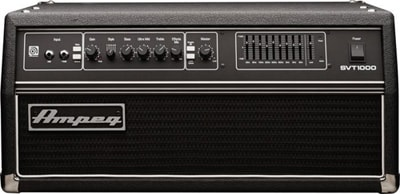 Ampeg SVT1000 Solid State Bass Head
