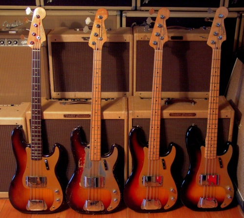 ~1959 Fender Precision Bass