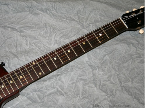 1960 Gibson Melody Maker  (#GIE0555)