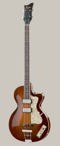 2011 Hofner H500/2-CV-0 Club Bass