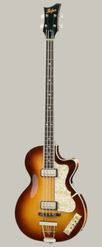 2011 Hofner 500/2 Club Bass