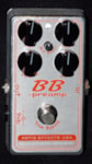 Xotic BB Preamp w/Mid-Boost BBP-MB Brushed Metal, Brand New, $196.00
