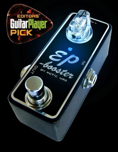 Xotic EP Booster - FREE Shipping CONUS!