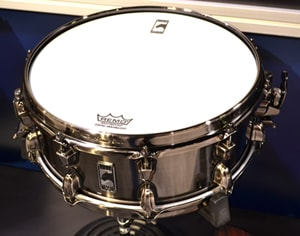 "Mapex Black Panther ""Blade"" Steel Snare Drum"