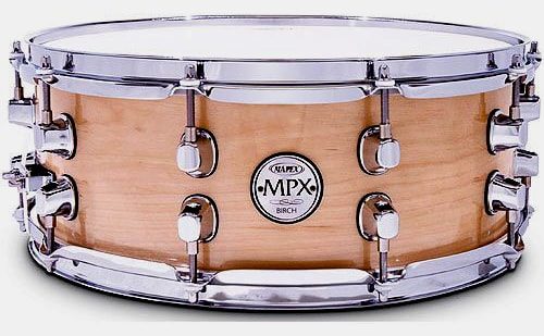"Mapex MPX Birch 14"" x 5.5"" Wood Snare"