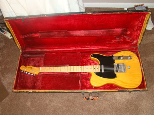 1967 Fender® B-Bender Tele/Roy Buchanon/60's body&later neck