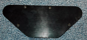 1961 Epiphone Back Plate