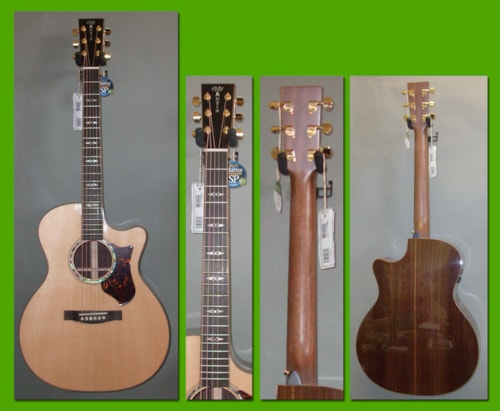 2015 Martin GPCPA1 Performing Artist Series