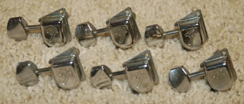 1967 Fender® F Tuners