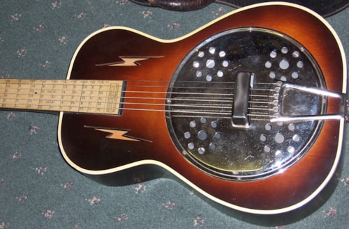 1936 Radio Tone Hawaiian Guitar